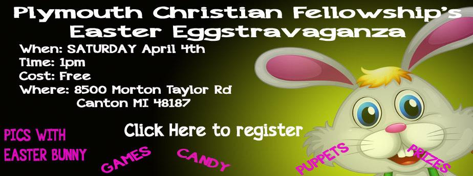Easter Eggstavaganza!!!